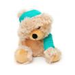 verletzter Teddybär