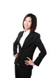 Beautiful Business woman confident smile portrait