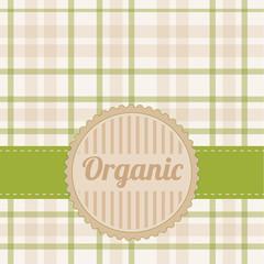 Organic card