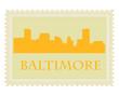 Baltimore  stamp