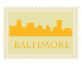 Baltimore  stamp