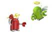 Robot_Angels VS demons