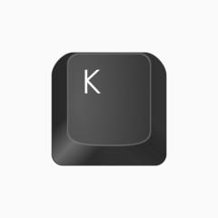 K - Keyboard Button