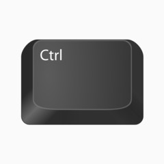 Control (Ctrl) - Keyboard Button