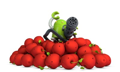 Robot_Apple to kill