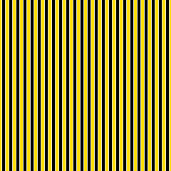 Seamless Yellow, White, & Black Stripe Background Wallpaper