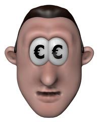 euros in mind