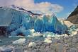 Blue Ice in the Sun