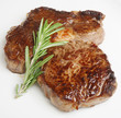 Chargrilled Rib-Eye Beef Steak
