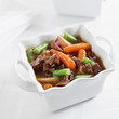 beef stew with carrots and green beans