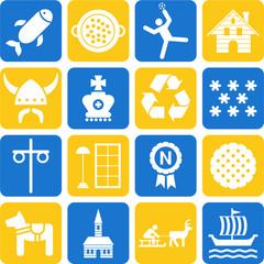 Sweden pictograms