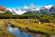 Fototapeten,südamerika,argentine,patagonia,landschaft