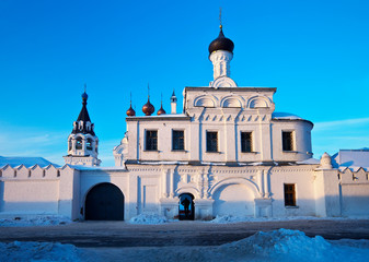Annunciation Monastery in Murom. Russia