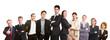 Team aus erfolgreichen Anwälten