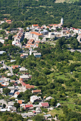The city Bribir