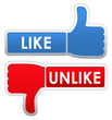 Like and Unlike Labels