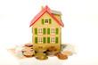 Häusle mit Geld