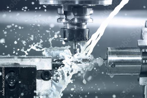 CNC at work - 38593753