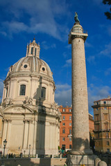 Trajan's Column (Colonna Traiana)