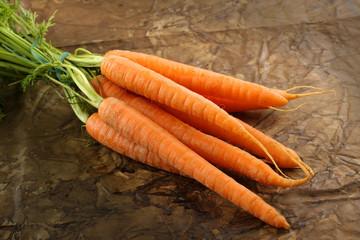Carote fresche - Fresh carrots