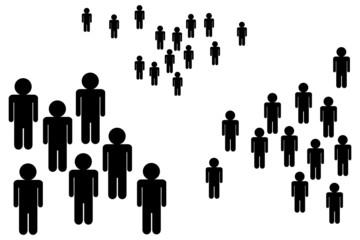 Gruppierungen