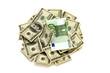 dollars euro