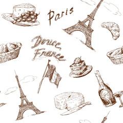 tapeta Paris