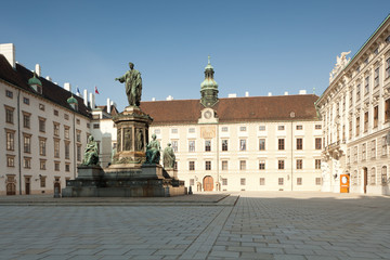 Amalienburg in der Hofburg