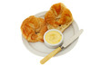 Croissants butter knife