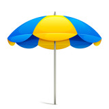 Fototapety Beach Umbrella