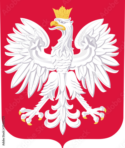 Coat of arms of Poland - 38618920