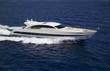 Italy, Sardinia, Tecnomar Velvet 35 Open luxury yacht
