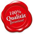 Siegel 100%Qualität