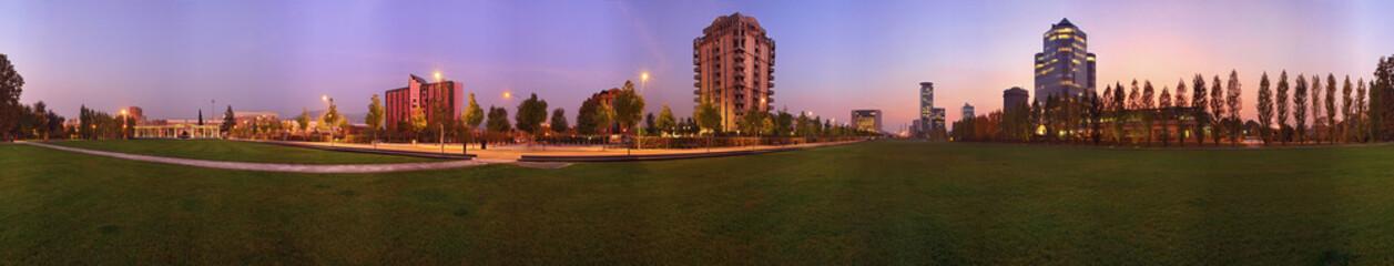 Brescia, parco a 360 gradi