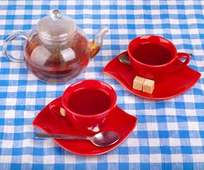 tea couple