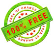 free of charge gratis