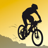 Fototapety Sports - Vélo 7