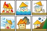 災害住宅6種