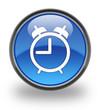 Clock / Alarm Glossy Button
