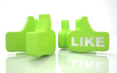 Many like