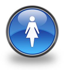 Ladies Restroom Button