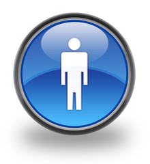 Men's Restroom Button