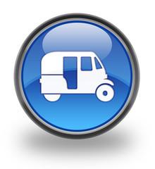 Auto Rickshaw glossy button