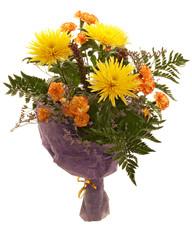 букет цветов 09