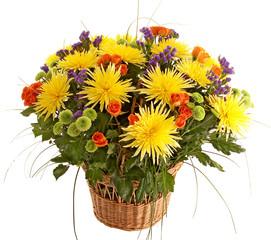 букет цветов 06
