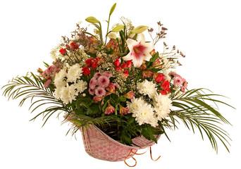 букет цветов 05