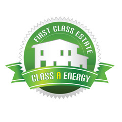 class a energy estate badge