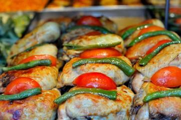 Leziz Et ve Sebze Yemekleri