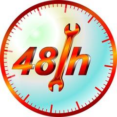 repair 48 hours