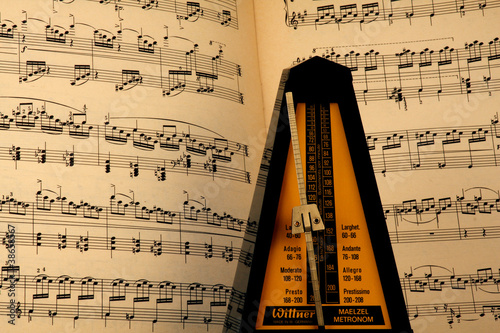 metronome and notes